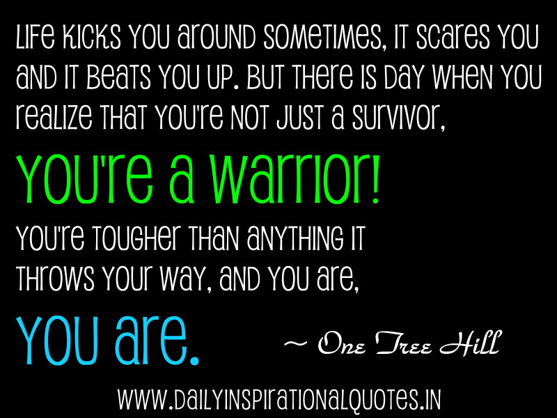 warrior strong quotes quotesgram