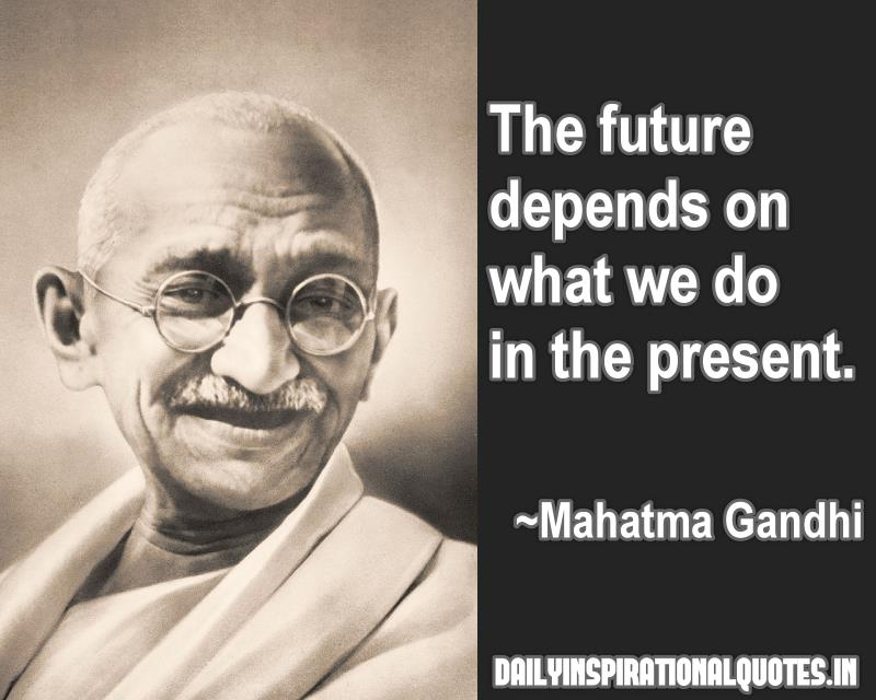 27 Inspiring Gandhi Quotes For Entrepreneurs