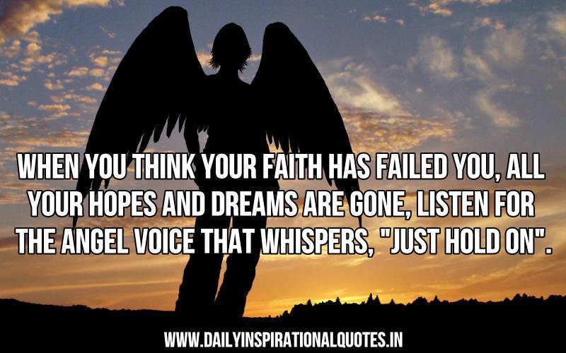 when you think your faith has failed you spiritual