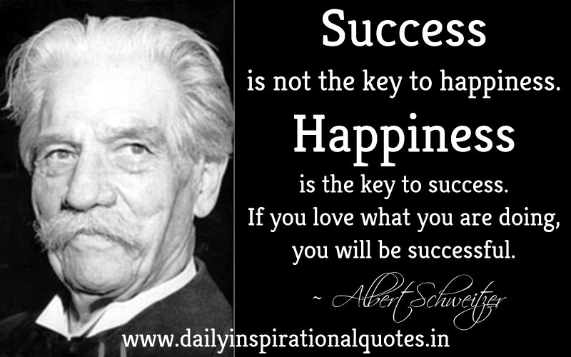 success vs happiness essay