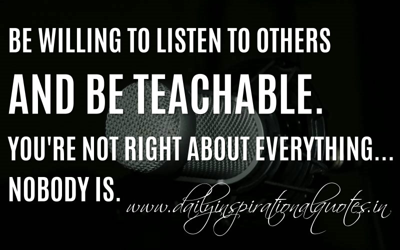 Talks to help you be a better listener