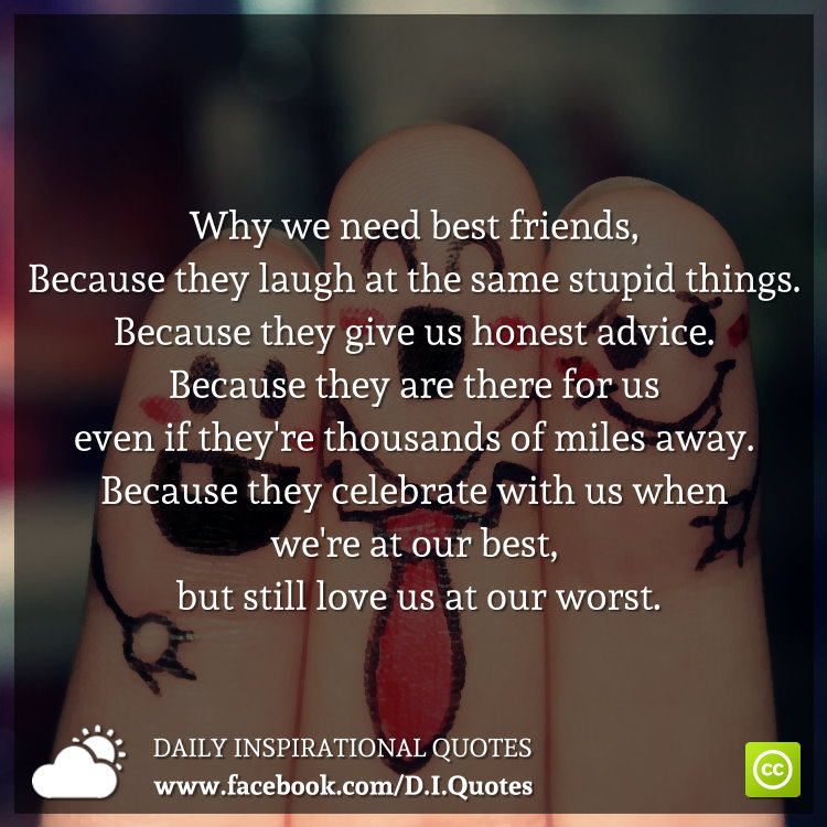 We Re Not Friends Quotes: Why We Need Best Friends?