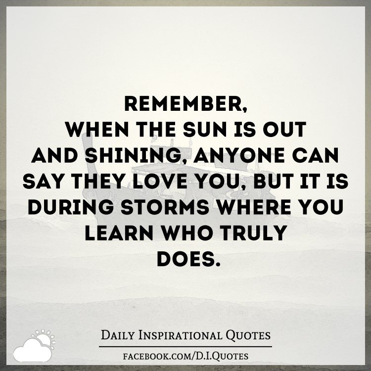 Inspirational Quotes About Storms Quotesgram Inspirational Quote Famous Quotes Cini Clips